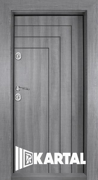 Блиндирана входна врата, модел Т-1002